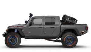 Off Road Jeep Gladiator